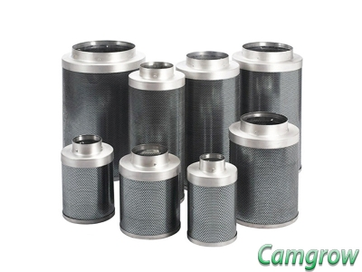 """RAM Carbon Fan Air Filter Hydroponics Grow Odour Removal 4/"""" 5/"""" 6/"""" 8/"""" 10/"""" 12/"""""""