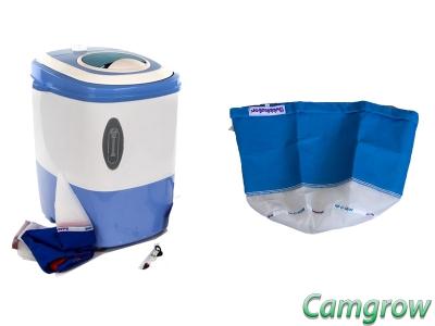 Le Bubbleator Machine De Pollinator Co avec sac de 25mc inclus