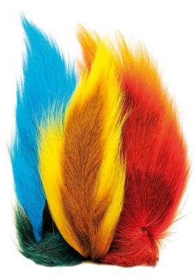 Fly Tying Veniard Half Bucktails 18 colours N2