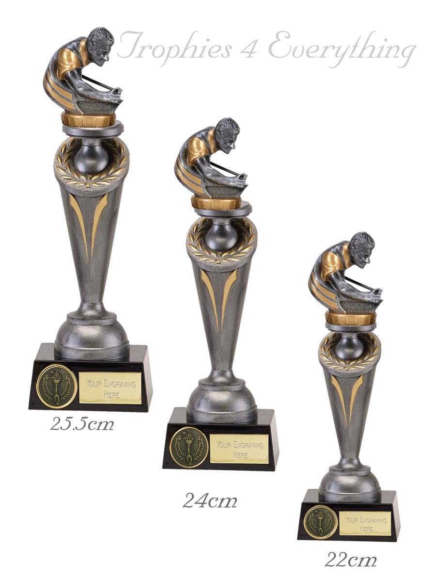 "* /""You are a Winner/"" Trophy Award Prize  FREE ENGRAVING"