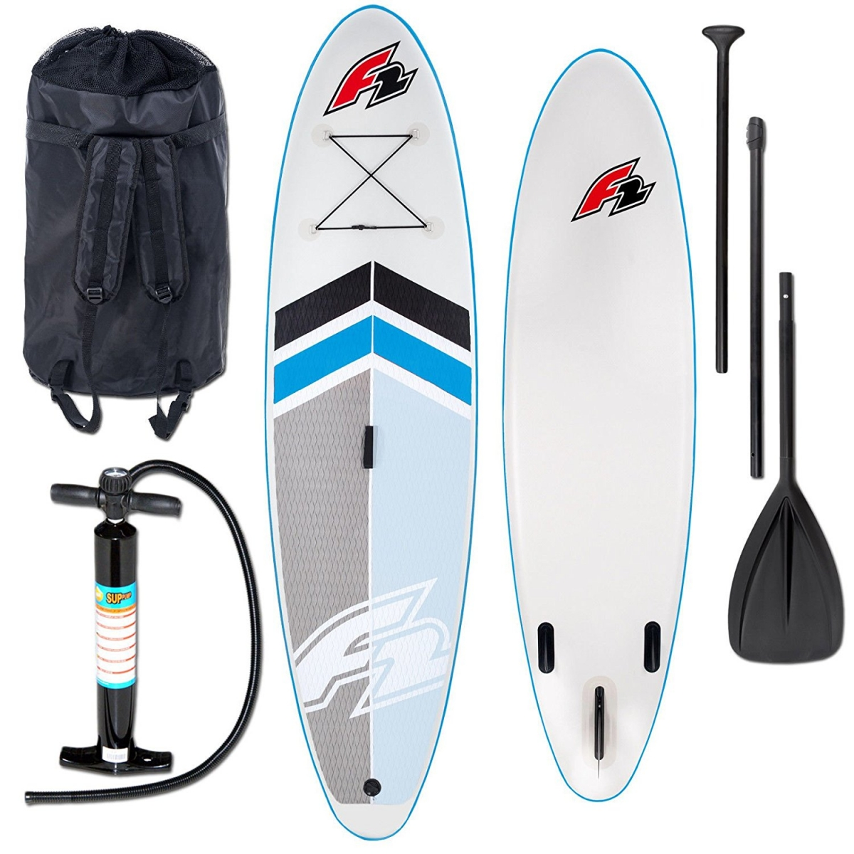 F2 Team Stand Up Paddle Board Lightweight Sup Paddle